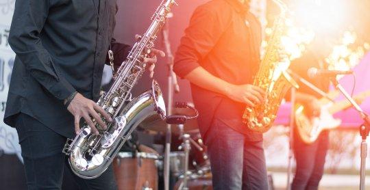 festival de jazz de Saint Raphaël